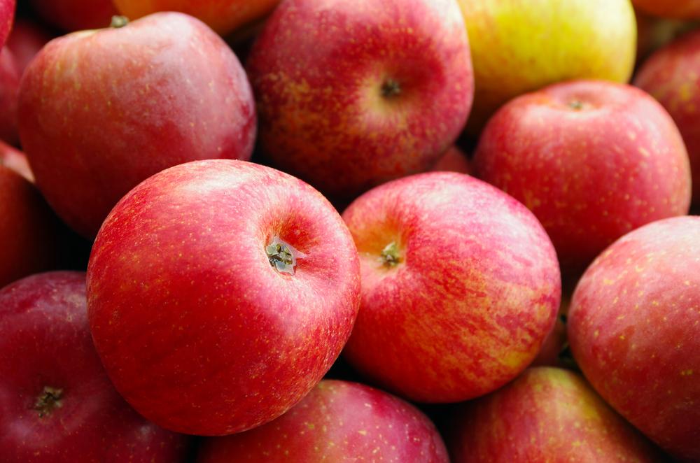 В Москве уничтожили более полутора тонн яблок из Азербайджана