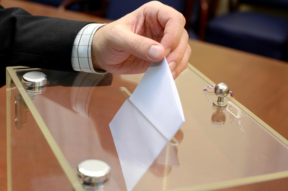 Фото В Молдавии отмечают низкую явку на выборах президента