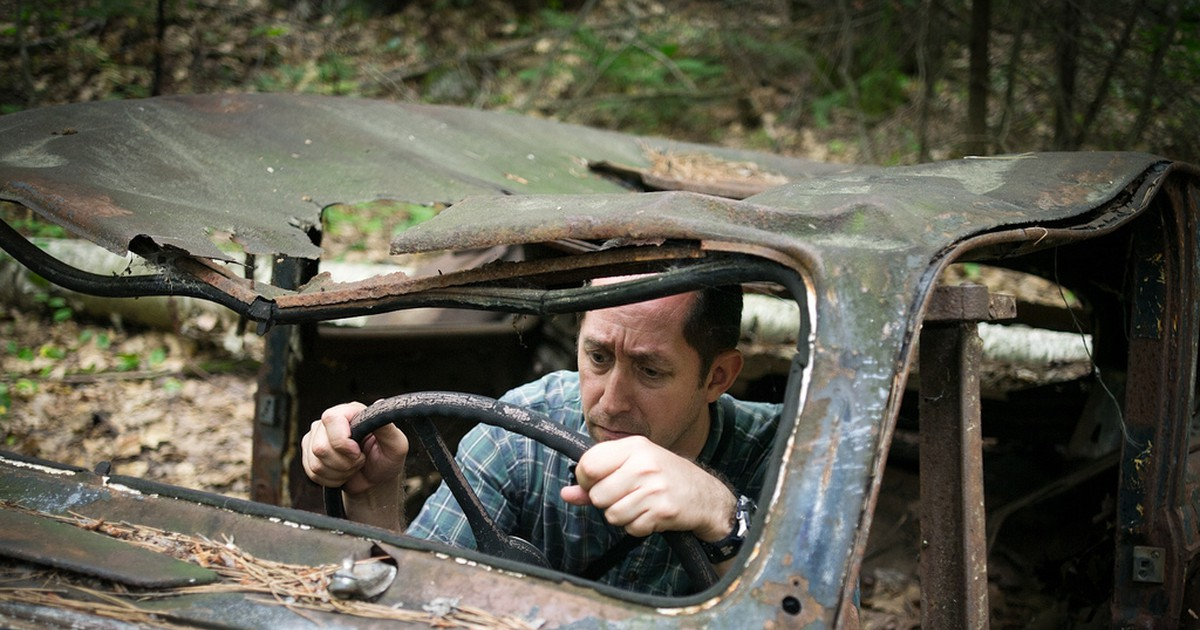 Фото Неприятный сюрприз для водителей