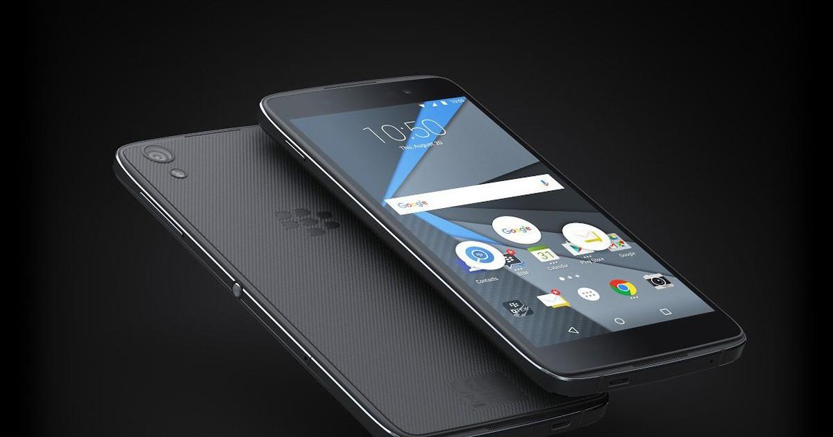 """Фото Neon от BlackBerry — """"самый защищённый Android-смартфон в мире"""""""