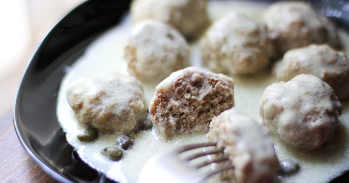 Фото Кёнигсбергские клопсы, рецепт приготовления с простой пошаговой инструкцией