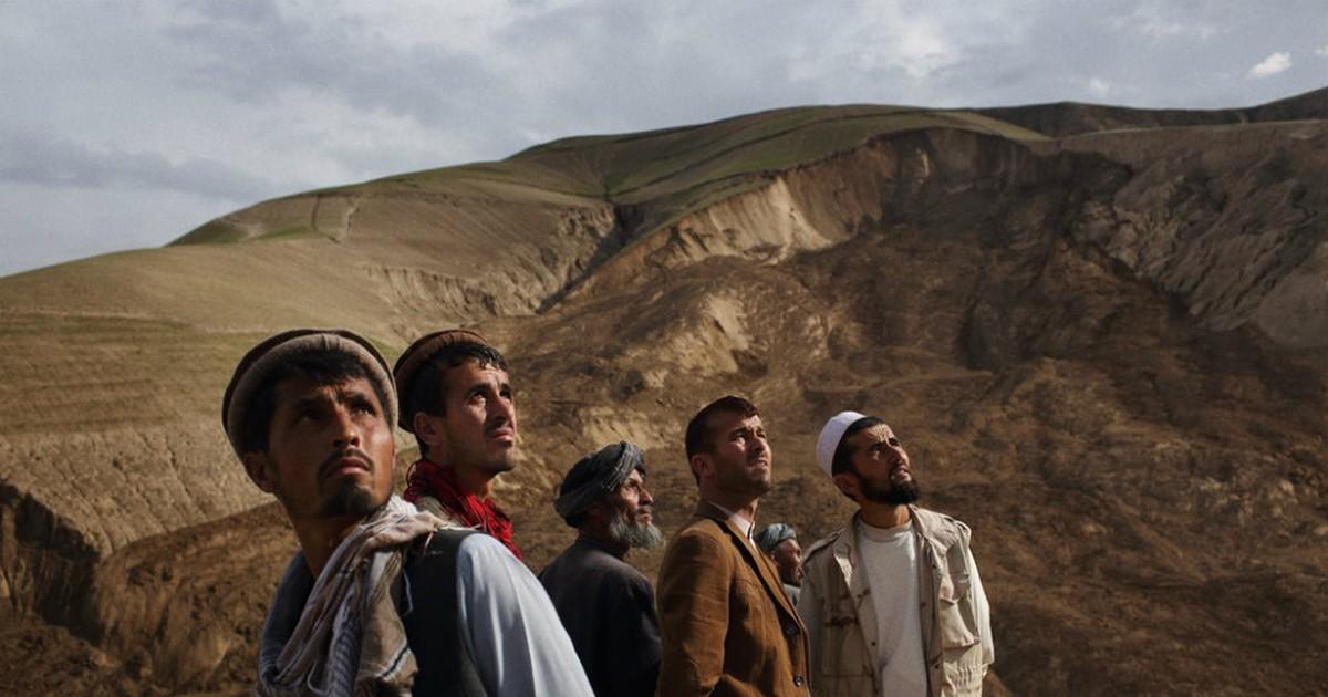 Фото Еще один день войны в Афганистане