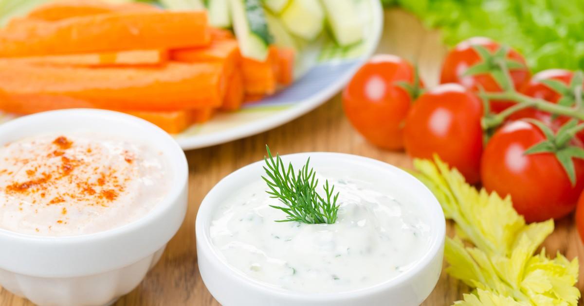 Фото Отличная заправка для легких салатов.