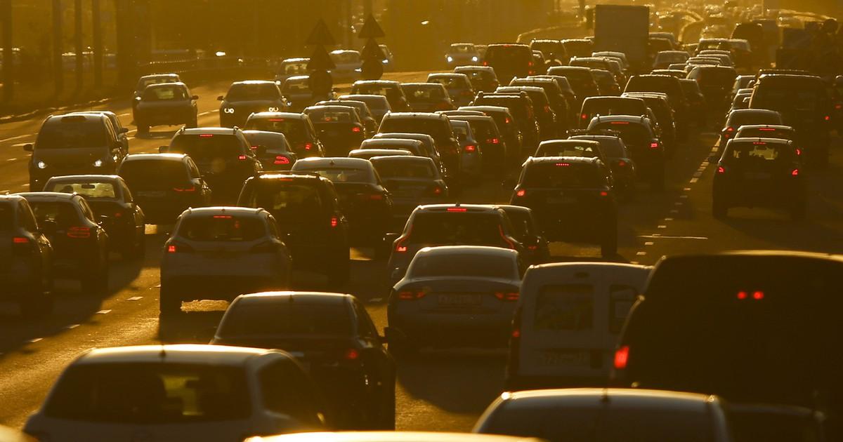 """Фото """"Чтобы сделать Москву автомобильным городом, придется снести 25% зданий"""""""
