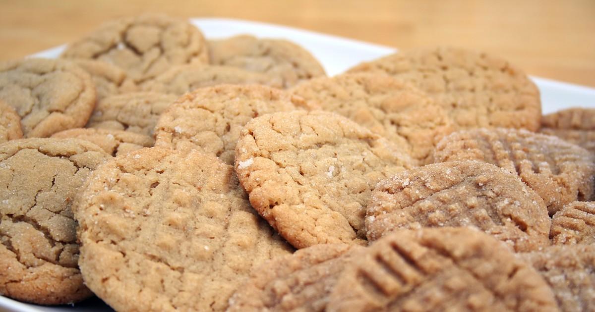 Фото Очень вкусное печенье с ярким арахисовым вкусом тем, кто любит арахис, оно должно прийтись по вкусу.
