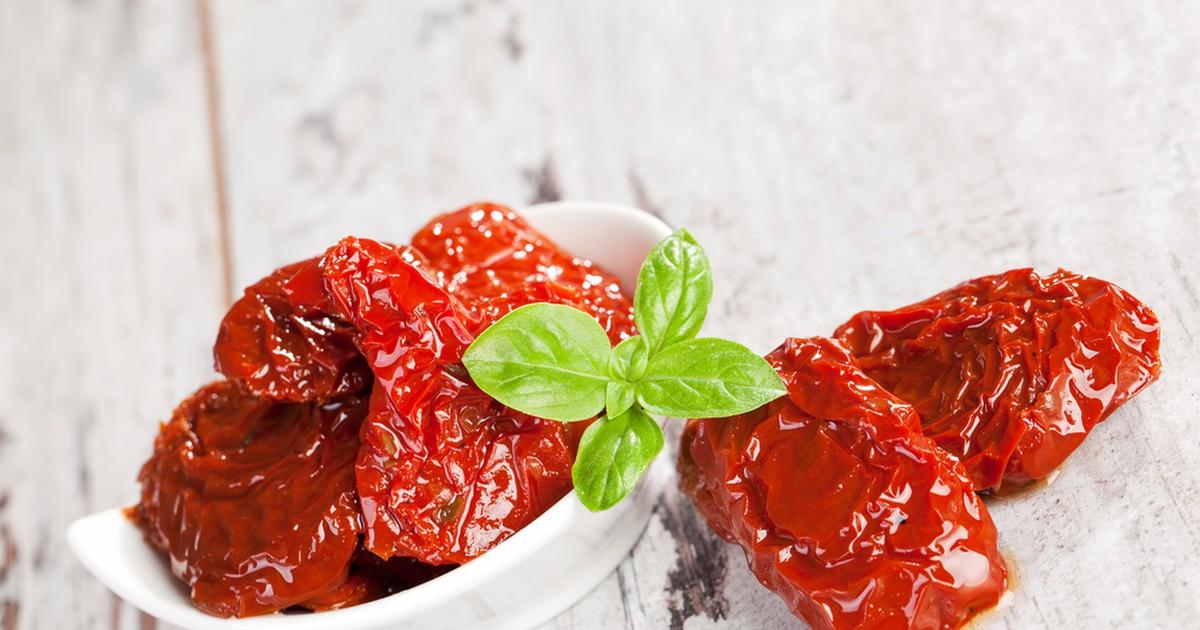 Фото Вяленые помидоры в духовке