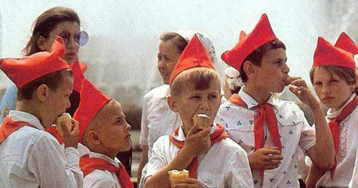 Фото Почему советское мороженое считалось лучшим в мире