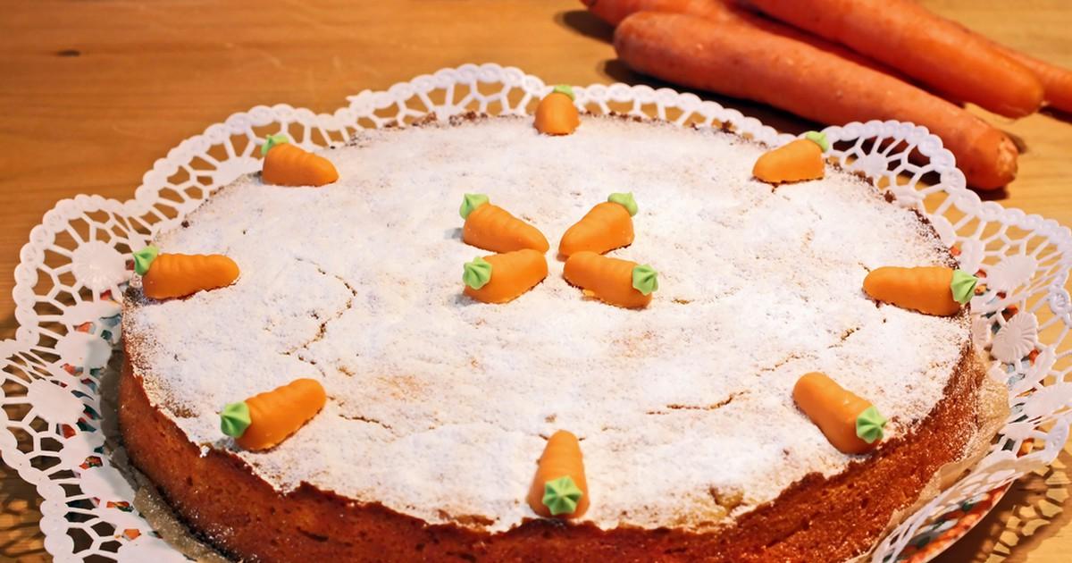 Фото Морковный пирог съедят до последней крошки даже те, кто не любит морковь.