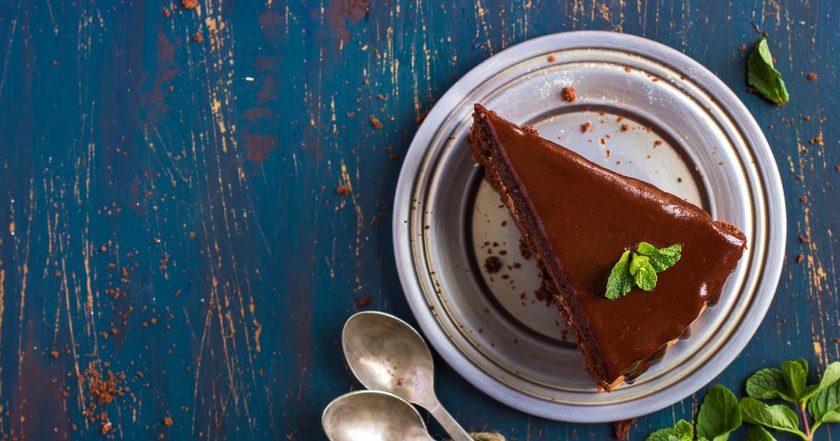 """Фото Торт """"Шоколадное кухэ"""""""