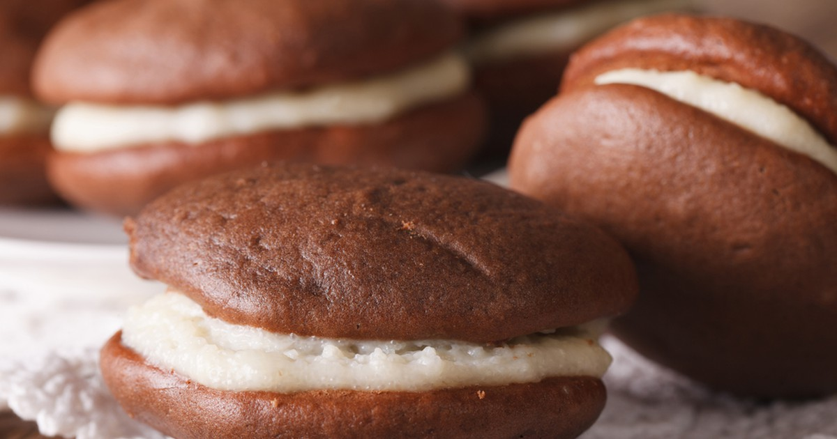 """Фото Вкуснющее пирожное """"Вупи"""" — на радость всем сладкоежкам!"""