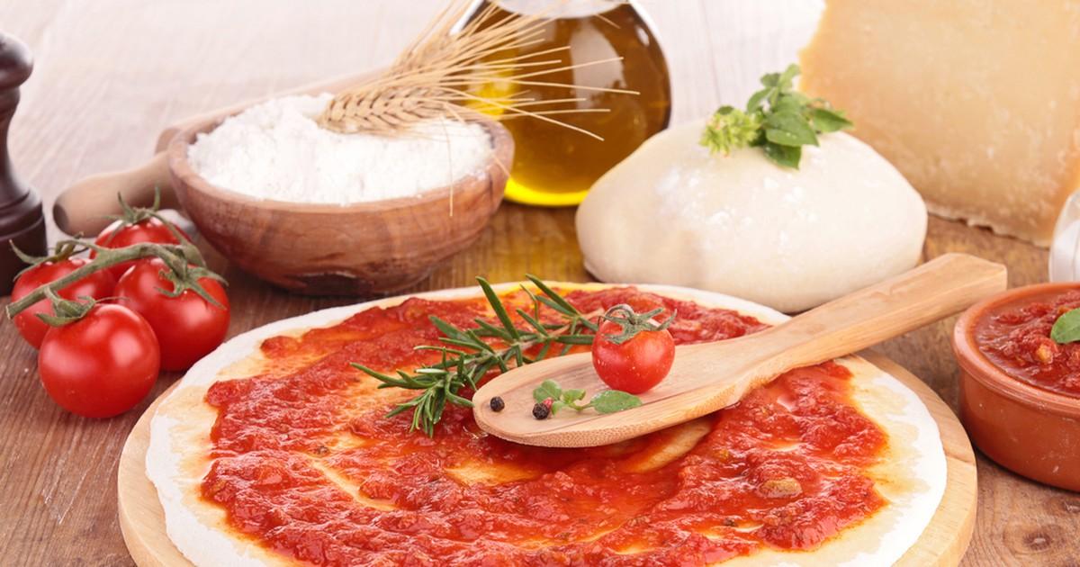 Фото Соус для пиццы