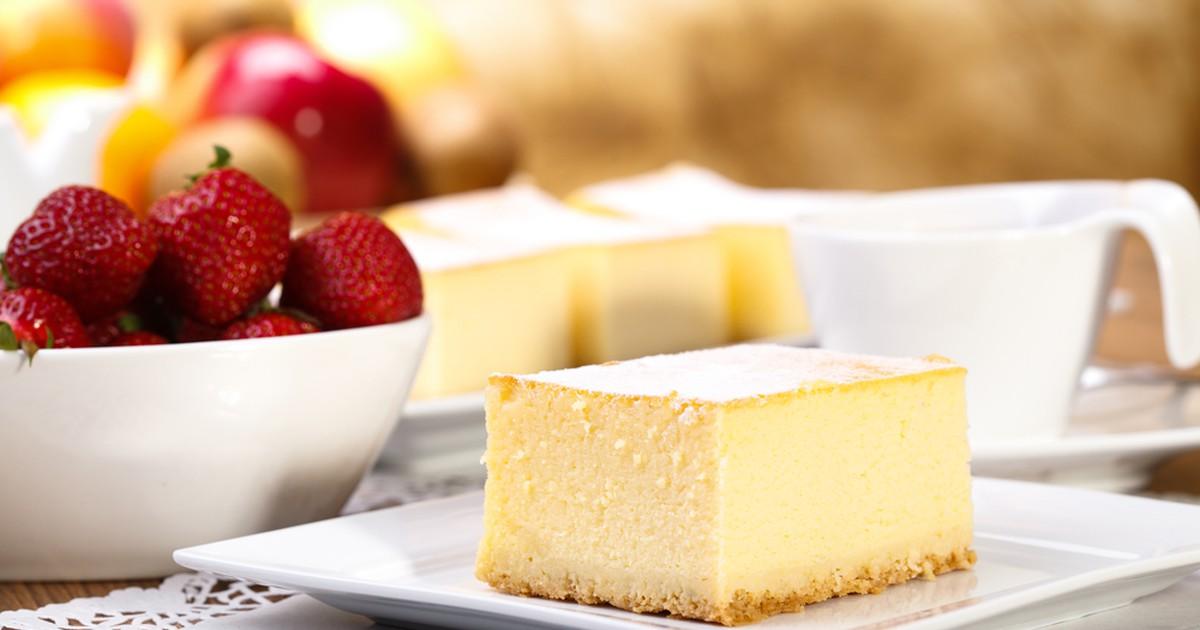 Фото Творожный пирог в мультиварке