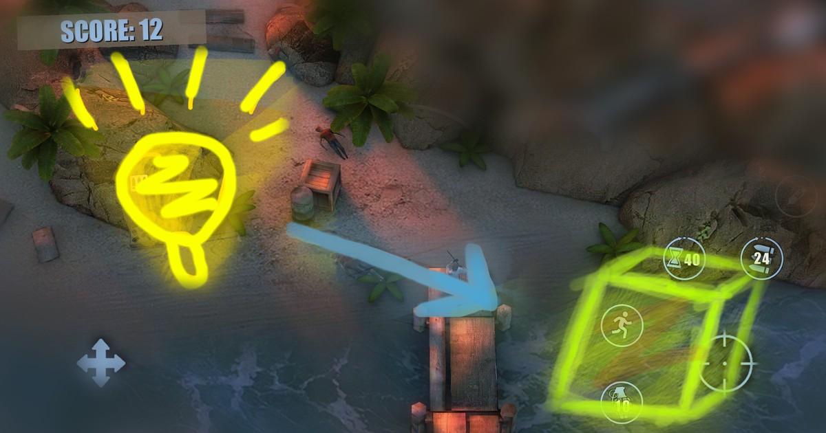 Фото [Из песочницы] История создания первой игры на Unity — от идеи до релиза