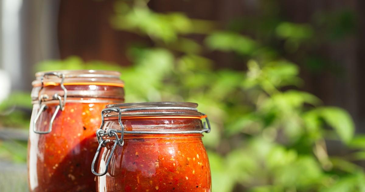 Фото Один раз попробовав такой кетчуп, за магазинным соусом вы уже не вернетесь! Во-первых, это безумно вкусно, а во-вторых, в соусе точно не будет консервантов и вредных добавок.