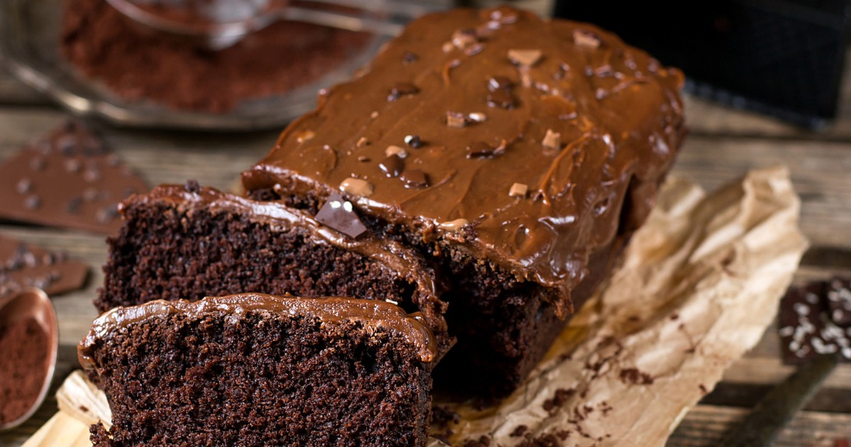 Фото Влажный шоколадный пирог