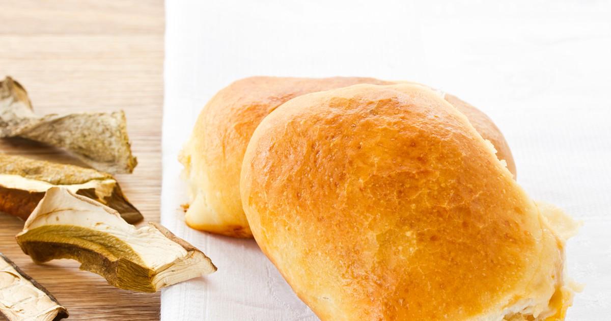 Фото Постные пирожки с картофелем