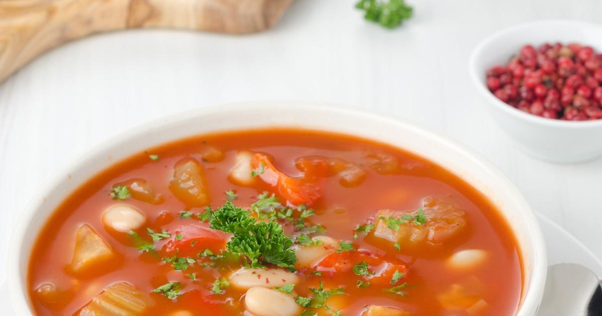 Фото 3 лучших постных супа