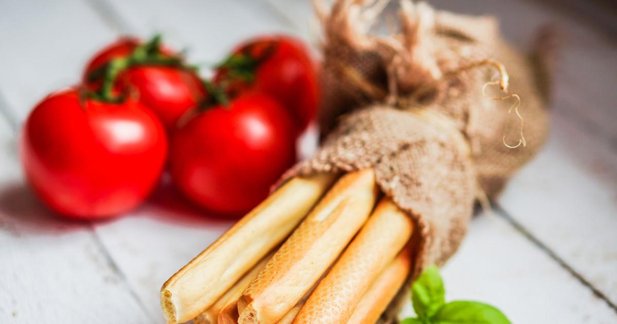 Фото Хлебные палочки Гриссини