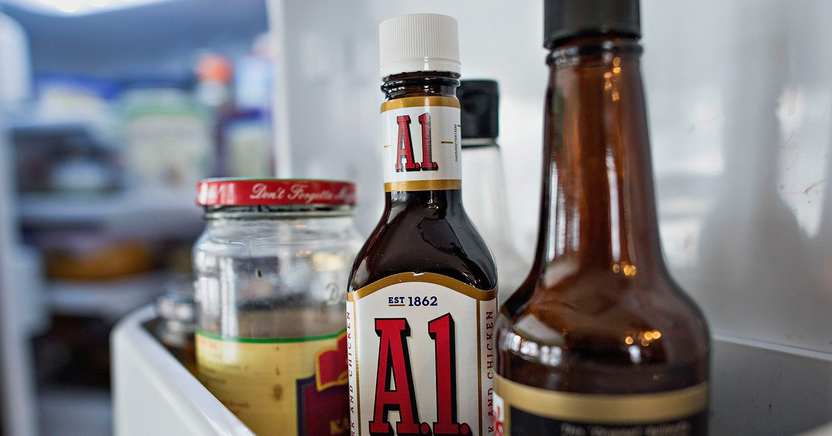 Photo of Someone Is Mysteriously Hiding A.1. Sauce Bottles Inside an Ohio Library: 'We're Stumped'