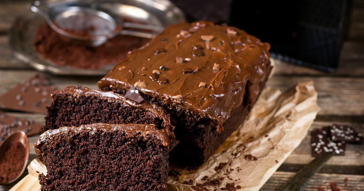 Фото Самый вкусный шоколадный пирог