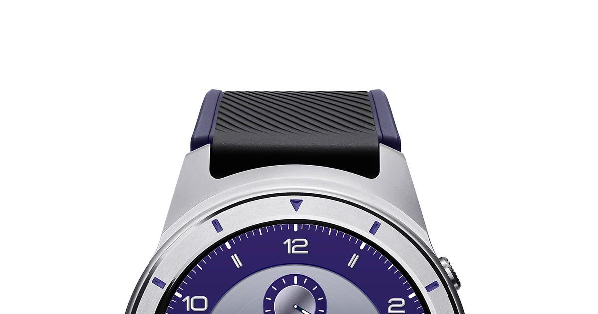 Фото Quartz — дебютные смарт-часы ZTE