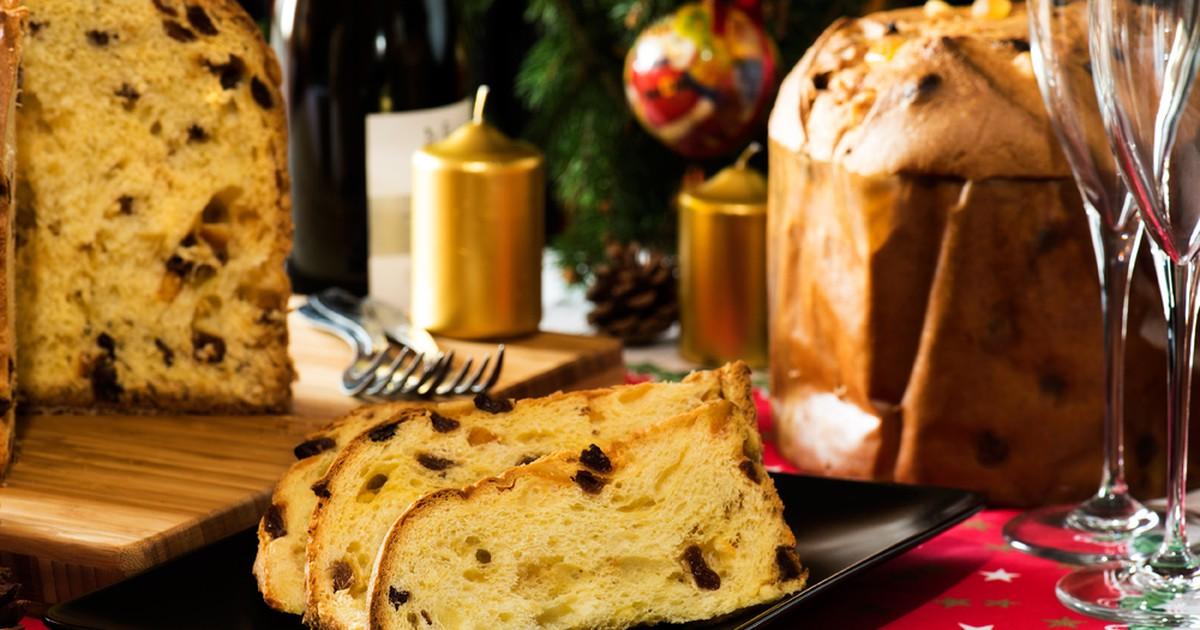 Фото Куличь панеттоне по итальянскому рецепту выходит воздушным и вкусным