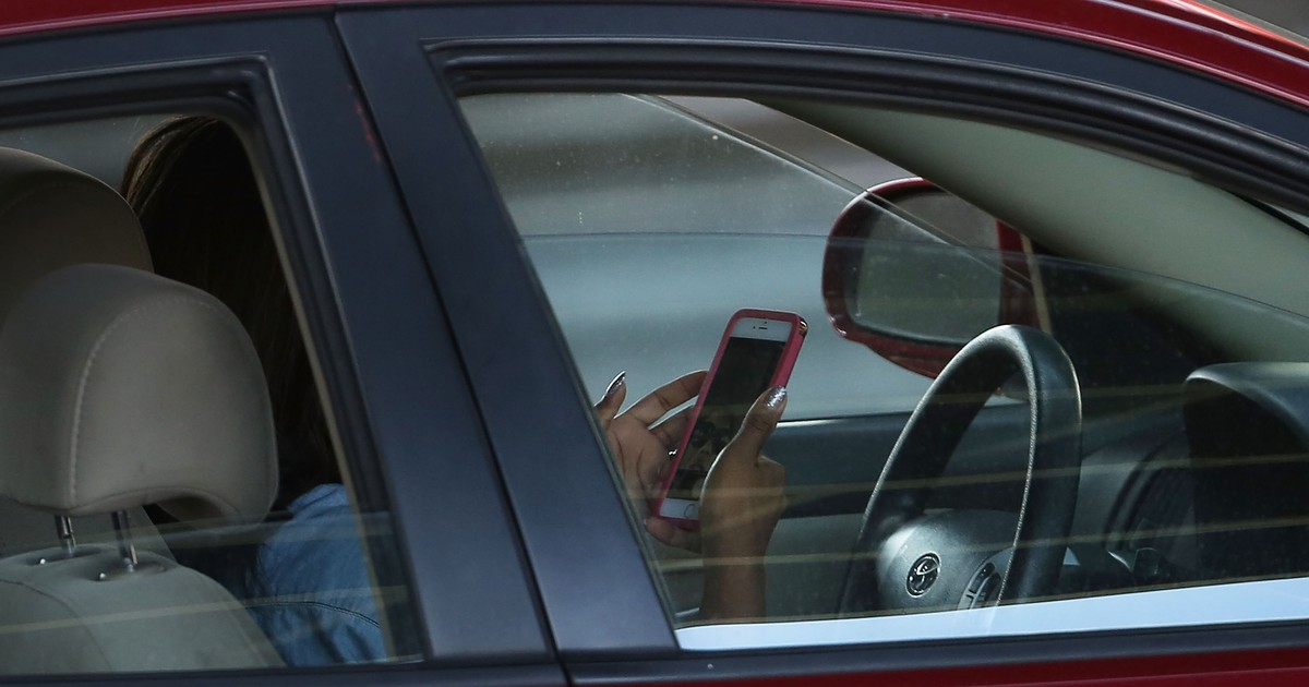 Photo of These States Had the Highest Rate of Distracted Driving From Phones