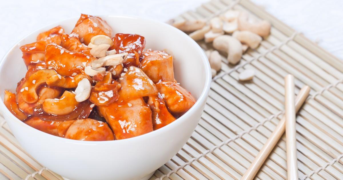 Фото Острая и пряная курочка придётся по вкусу любителям китайской кухни. Не обязательно посещать экзотическую страну либо китайский ресторан, рецепт этого блюда настолько прост, что его легко можно приготовить дома.