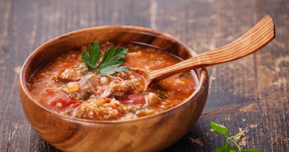 Фото Этот легендарный суп вы захотите готовить снова и снова! Еще бы - наваристый, ароматный...без добавки не уйдет никто.