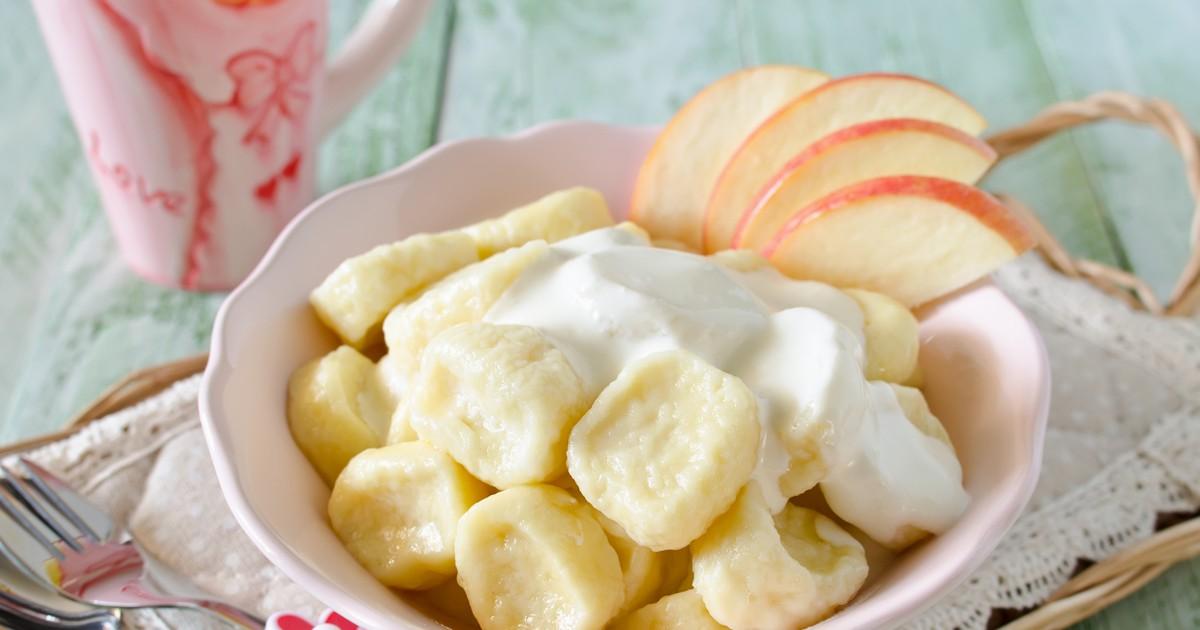 Фото Нежные, ароматные, сладкие...никто не откажется от такого аппетитного завтрака! Ленивые вареники обожают даже привередливые в еде детки.
