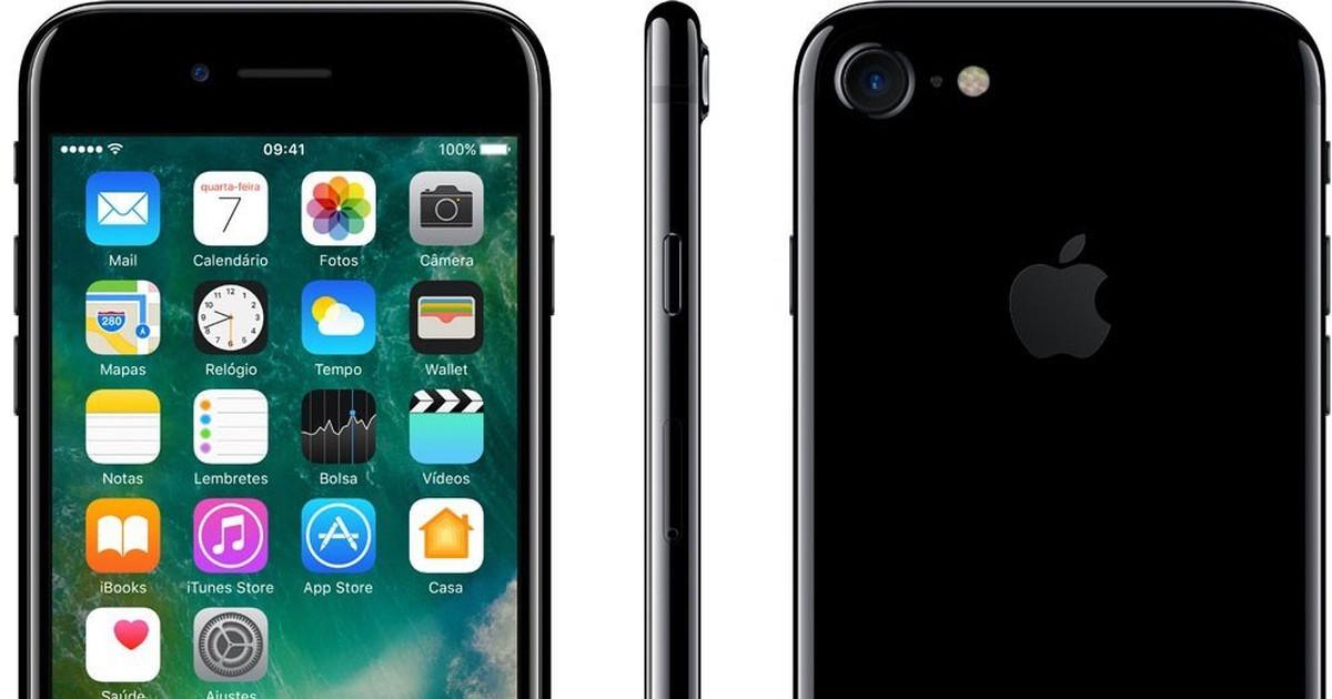 Photo of Compre o iPhone 7 de 256GB preto brilhante pelo preço do de 128GB — e ganhe um ano de seguro!