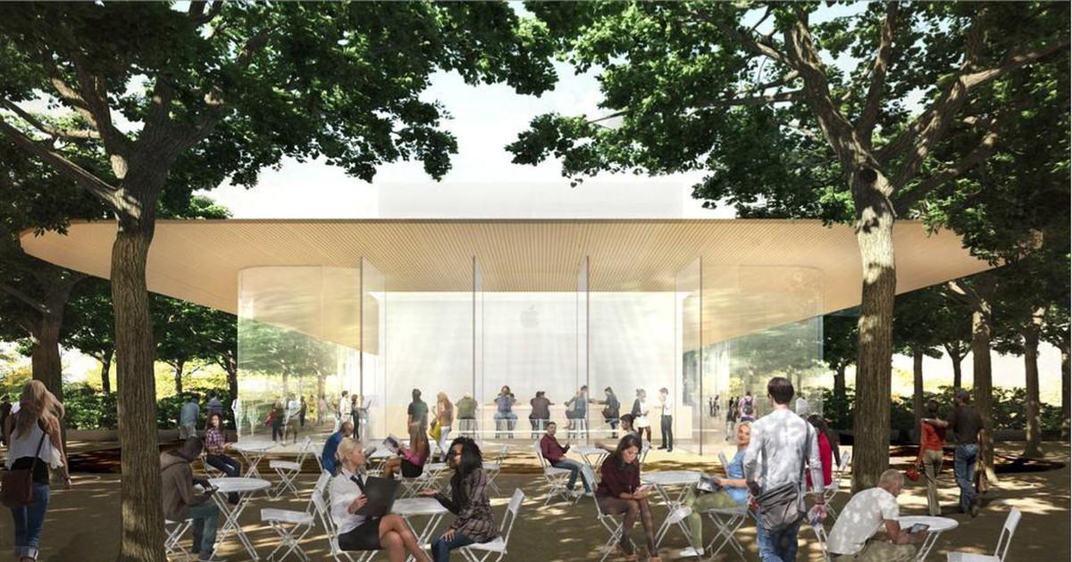 Photo of Centro de visitantes do Apple Park está perto de ser inaugurado — e você já pode se candidatar para uma vaga por lá