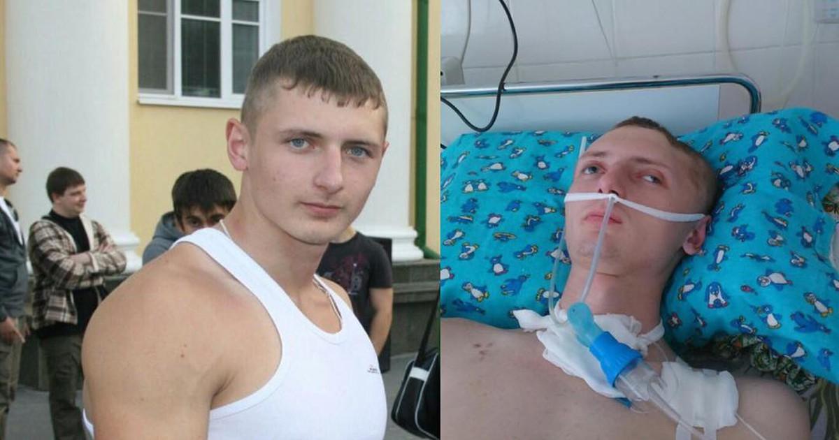Фото Кандидат в спецназ ФСИН провел месяц в коме после избиения на учебном спарринге