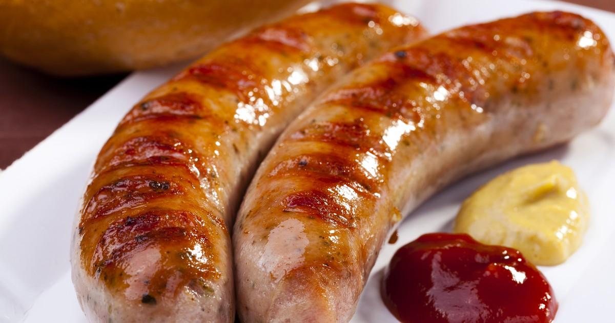 Фото Вкуснейшие баварские колбаски