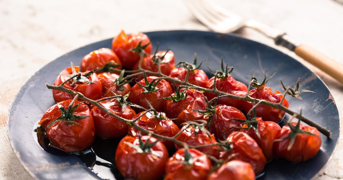 Фото Вкуснейшие томаты комфи из помидоров-черри