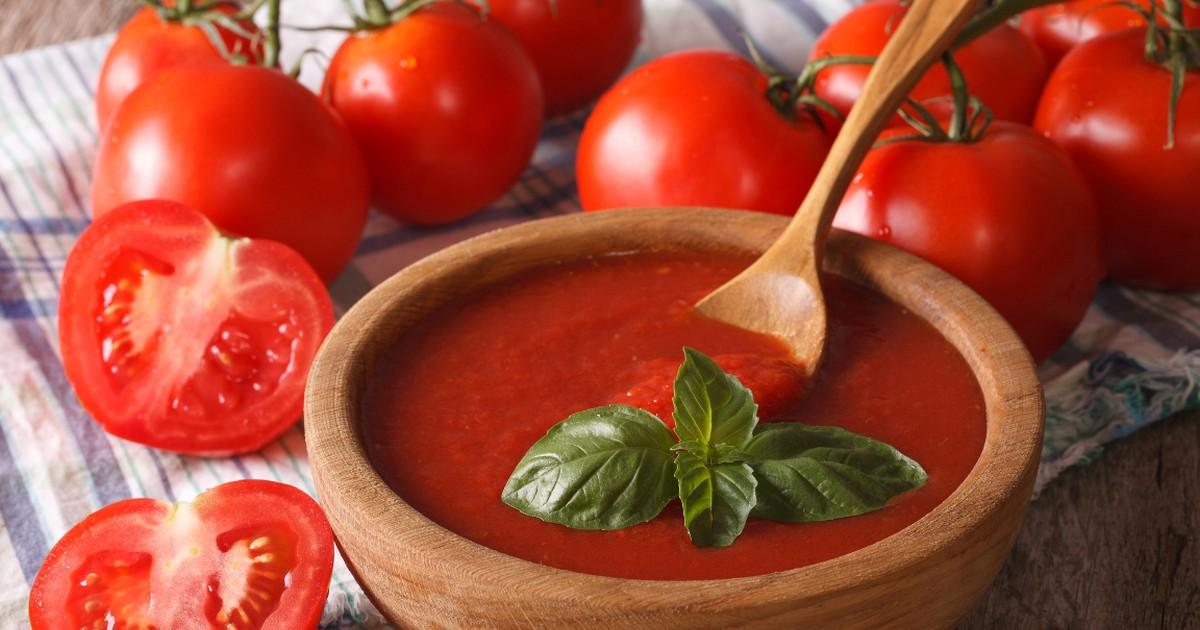 Фото Натуральный домашний кетчуп