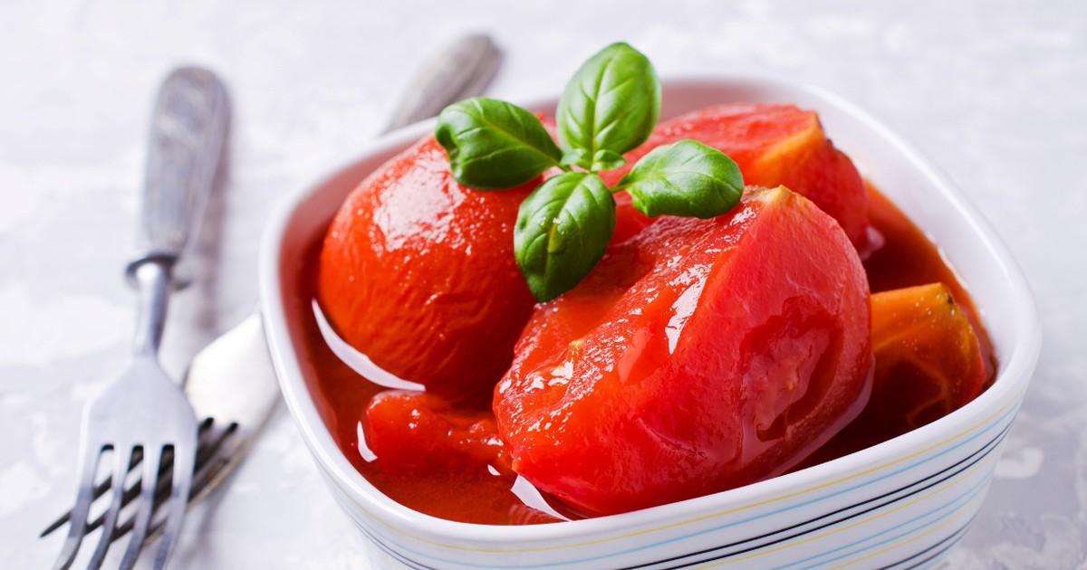 Фото Домашние томаты в собственном соку