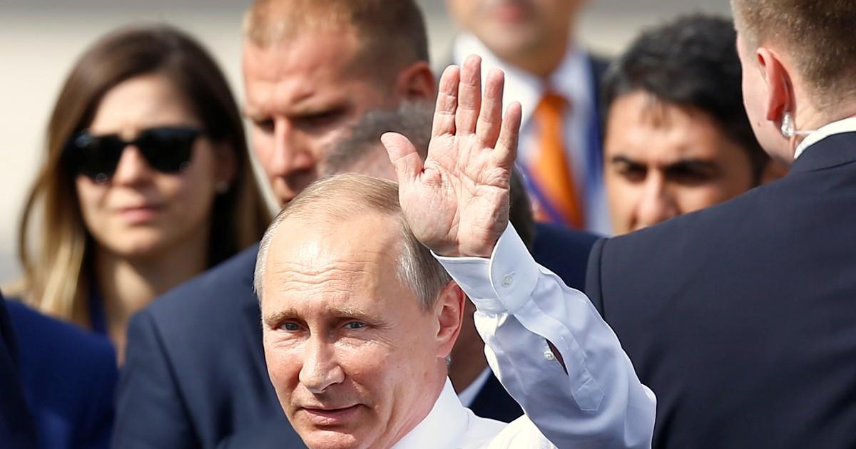"""Фото """"Если Путин уйдет в монастырь, начнется очень серьезная борьба"""""""