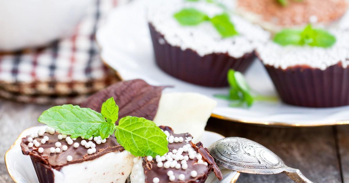 Фото Домашние сырки в шоколадной глазури