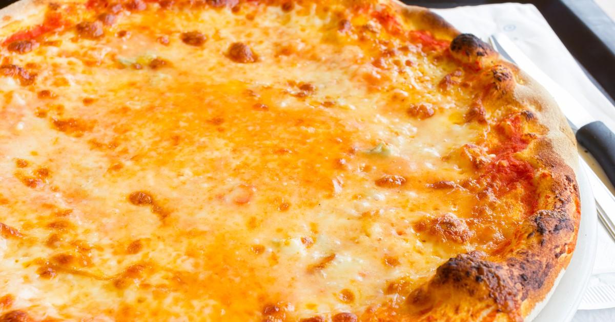 "Фото Пицца ""Четыре сыра"""