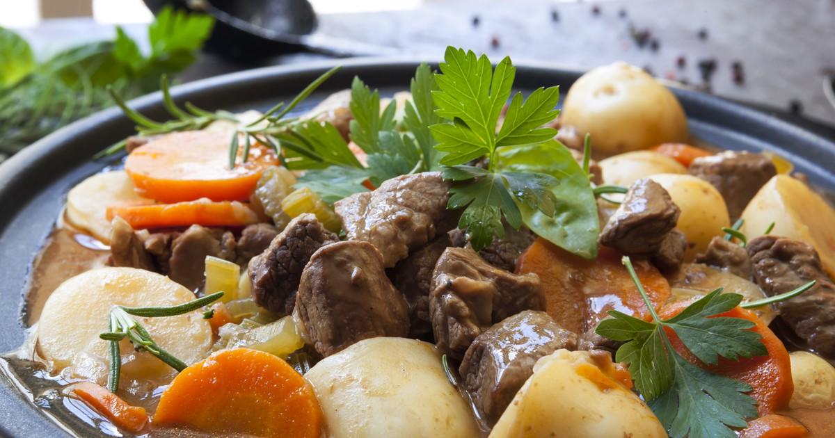 Фото Ирландское мясное рагу