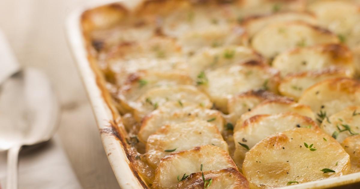 Фото Рецепт французской кухни из простейших продуктов, который вновь заставит влюбиться в картофель.