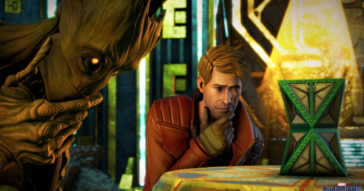 Photo of Telltale's 'Guardians of the Galaxy' first season ends next week