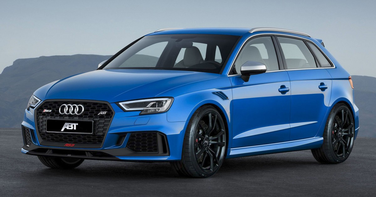 Photo of Audi RS3 By ABT Sportsline