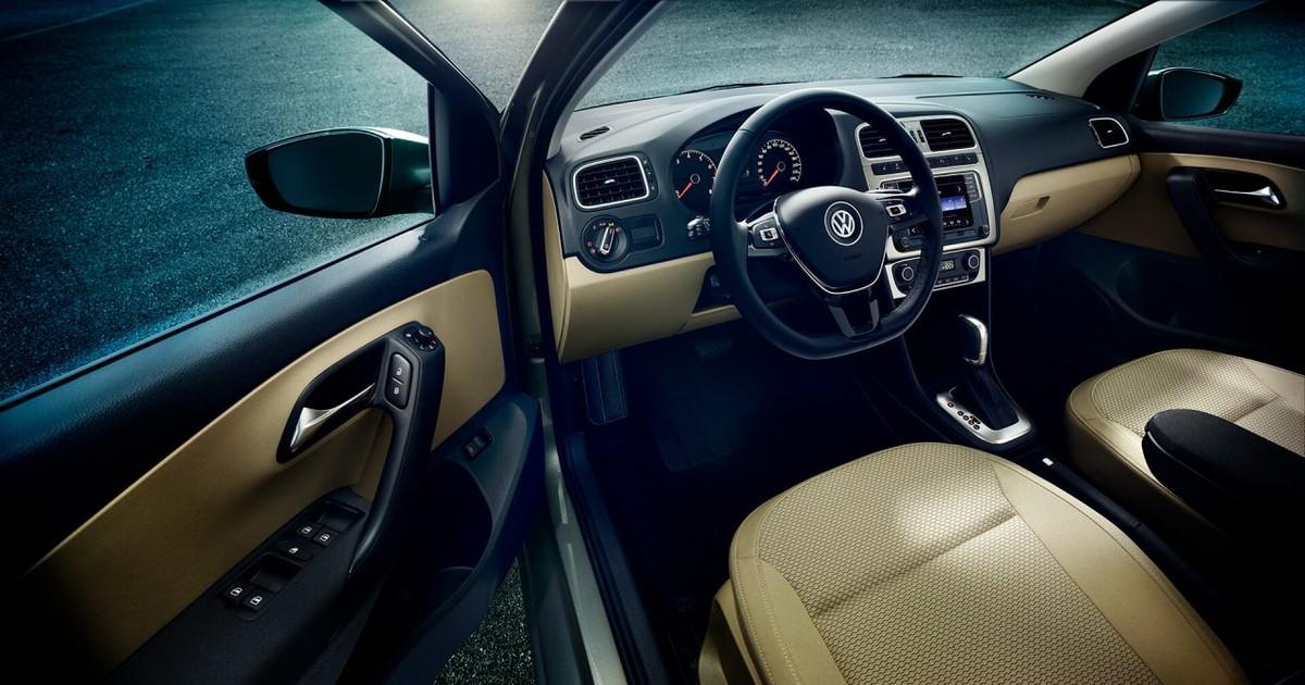 Фото Представлен новый седан Volkswagen Polo