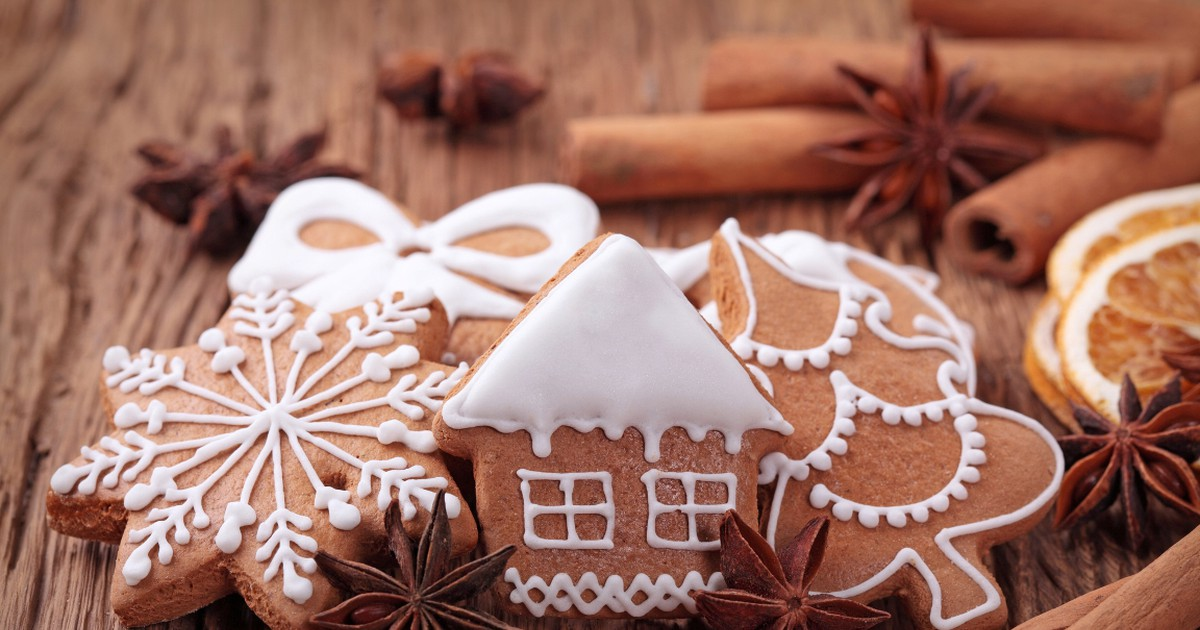 Фото Ароматное пряное печенье