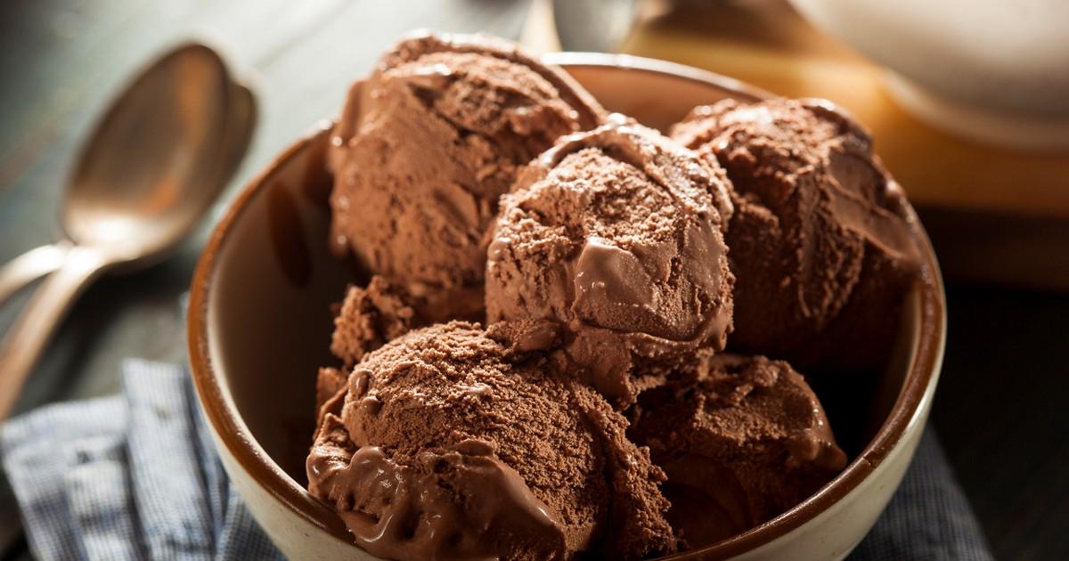 """Фото Итальянское мороженое """"Джелато шоколато"""" по-домашнему"""