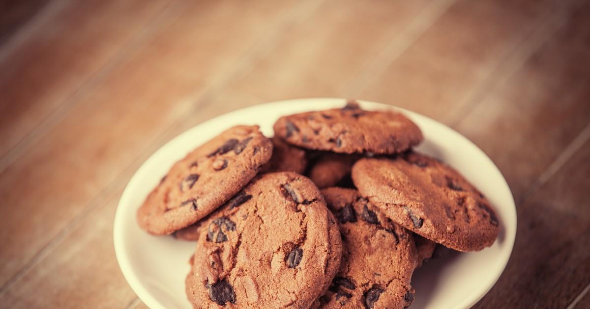 Фото Шоколадное печенье от Пьера Эрме