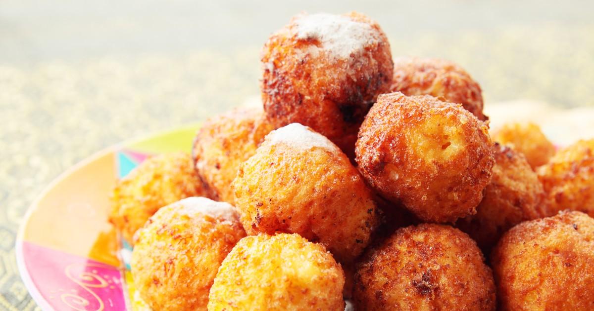 Фото Наверняка все помнят такой рецепт творожных шариков, которые готовили практически в каждой семье.