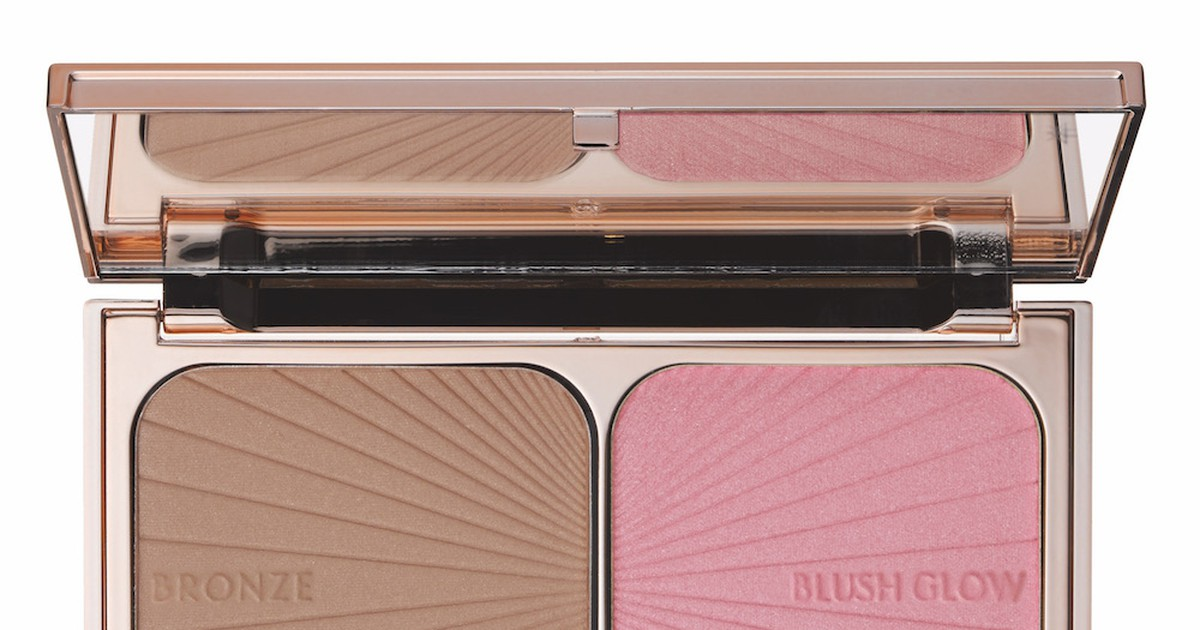 """Photo of Charlotte Tilbury released a cheek palette that will help you look just like a """"film star"""""""